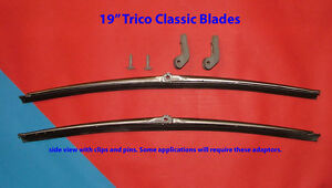 1969-1970 Ford LTD Trico Classic Wiper Blade 19""