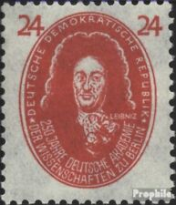 DDR 269 fine used / cancelled 1950 250 years German.Academy the science