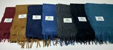 Lacoste Cashmere & Wool Scarves Scarf Multi