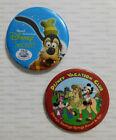 DVC Disney World Vacation Club Button GOOFY+SARATOGA SPRINGS RESORT Horse Minnie