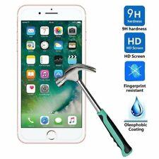 2x Apple iPhone 7 Plus iPhone 8 Plus Panzerfolie 9H Schutzglas Schutzfolie Klar