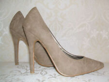Atmosphere Stiletto Faux Suede Court Heels for Women