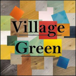 Village Green Ready To Use Wood Stain ~ Water-Based ~ Interior & Exterior Use