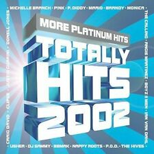Various Artists : Totally Hits 2002: More Platinum Hits CD