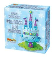 Make Your Own Princess Frozen Ice Palace Castle Craft Kit