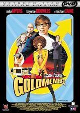 DVD *** AUSTIN POWERS  GOLDMEMBER *** ( neuf sous blister )