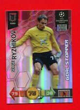 CHAMPIONS LEAGUE 2010-11 Panini 2011 -Card Goal Stopper- RYZHIKOV - RUBIN