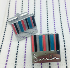 Paul Smith designer Cufflinks.  Free postage to anywhere in Australia