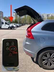 Module v3.0 without Beeper. Remote close tailgate for VOLVO.
