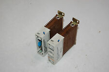 CROUZET GRD 84130103 Series Solid State Relay,20A 24-280V LOT OF 2