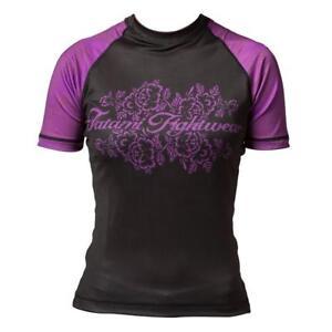 Tatami Kampf Kleidung Damen Phoenix Rashguard Bjj Training T-Shirt Mma Oberteil