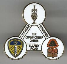 15/16 Leeds United (Utd) v Nottingham Forest
