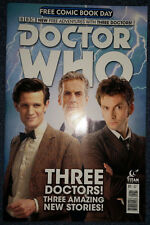 Doctor Who Special #1 FCBD Free Comic Book Day 2015 Titan