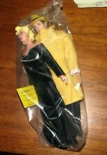 1990 Applause Dick Tracy Breathless Mahoney & Beatty Madonna Doll - New Sealed