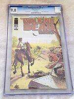 Walking Dead Weekly #2 CGC 9.8 NM/MT Image 2011, Reprints Walking Dead #2