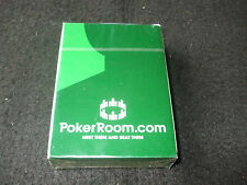 Boxed & Sealed Fournier 100% Plastic Poker Size Playing Cards for Poker Room.com