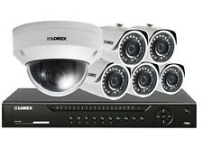 NEW Lorex 8 Channel HD NVR 4K Security 3TB 6 (5+1) 1080p 4MP IP PTZ 2K Cameras