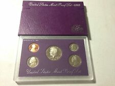 1989 S U.S. Proof Set in Original Government Packaging