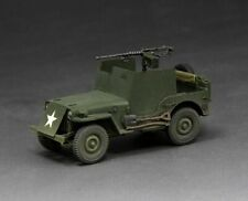 U.S. WILLYS JEEP (up armored) S-Model 1:72 LE2007
