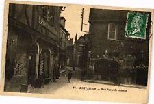 CPA Montlucon-Rue Porte Bretonnie (262325)