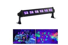 27-Watt Black Lights w/ Adjustable Ultraviolet Led Uv Party Stage Neon Bar Lamp