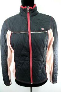 Pearl Izumi Women's Select Full Zip Cycling Jacket Long Sleeve Wind Breaker M