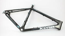 KONA KULA WATT 26 Zoll Race Light Carbon 3K //NEU// MTB Rahmen BB30 Tapered 18""
