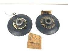 """2pc SIOUX Albertson 525 524-A Electric Sander Tool 5"""" Pad 3/8-18 Thread Mount"""