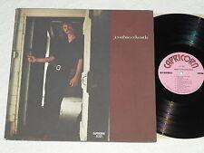 JONATHAN EDWARDS (1971) Self-Titled CAPRICORN LP