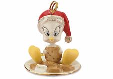 Lenox Lenox Tweety Eating Cookies Ornament