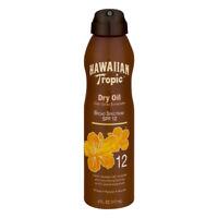 Hawaiian Tropic Tanning Creme Lotion SPF 10 Clear Sunscreen - 6 oz
