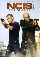 NCIS: Los Angeles - The Fourth Season [6 Discs] DVD Region 1
