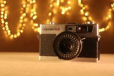 PETRI 7S II - Fixed Petri 45mm f2.8 - 35mm Rangefinder camera - TESTED - WORKING