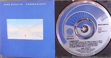 Dire Straits- Communiqué- Blue Swirl-Erstauflage- Made in West Germany