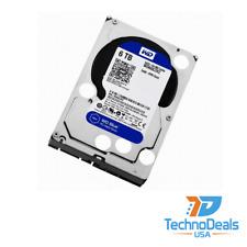 NEW WD Blue 6 Tb 3.5-inch Sata 6 Gb/s 5400 RPM HD WD60EZRZ