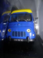 Renault Estafette Van Michelin X Collection Officielle 1/43 Diecast Triple Door
