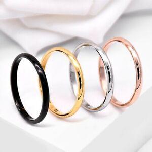 BPOF99 Rings for Women Gold Diamond US Size Irregular Under 5 Dollars Simple Silver Band Rings for Teen Girls