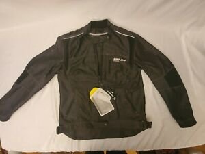 Can Am Spyder BRP Women's  Jacket  Black Large  New with Tag
