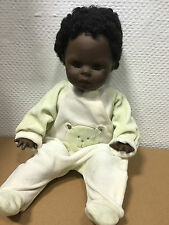 ZAPF vinile bambola 49 cm OTTIMO STATO!!!