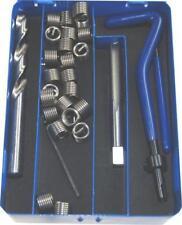 Kit DE REPARACION DE ROSCA 7/16 UNC se puede utilizar con Insertos Helicoil