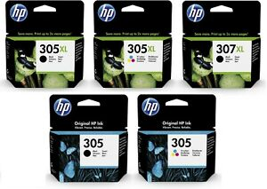 Original HP 305/307 HP305XL HP307XL Druckerpatronen