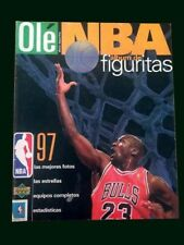 BASKET 100% COMPLETE ALBUM OLE NBA 1997 - Trading cards