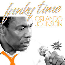 CD Orlando Johnson Funky Time