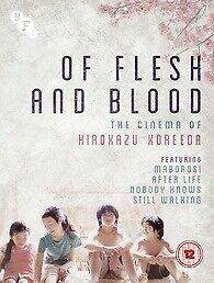 Maborosi, After Life, Nobody Knows, Still Walking by Hirokazu Koreeda [Blu Ray]
