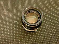 Nikkor.S 50mm/1.4 non AI lens