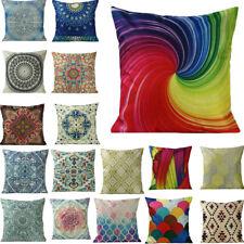 Geometric Chic Throw Pillow Case Shams Cushion Cover Pillowcase Home Bed Decor