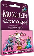 Unicorns Munchkin 15 Card Expansion Expansion Game Steve Jackson Sjg4202 Booster