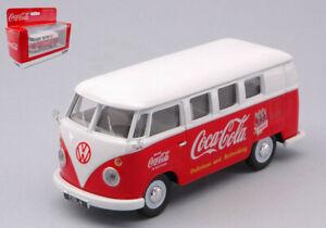 Volkswagen VW T1 Bus 1960 Coca Cola Model CORGI