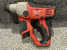 Milwaukee M12H 12v Compact SDS Hammer Drill Bare Unit