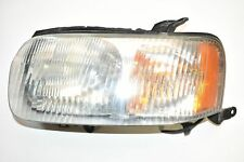 01 02 03 04 Ford Escape Headlight Lamp Assembly Left Driver Front